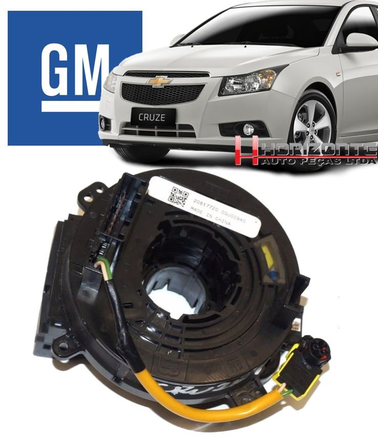 Cinta Airbag Hard Disc GM Cruze 1.8 16V de 2012 a 2016 - 20817720