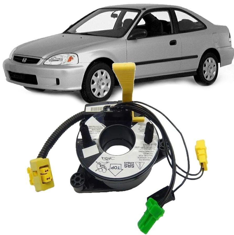 Cinta Airbag Hard Disc Honda Civic 1.6 de 1998 ate 2001