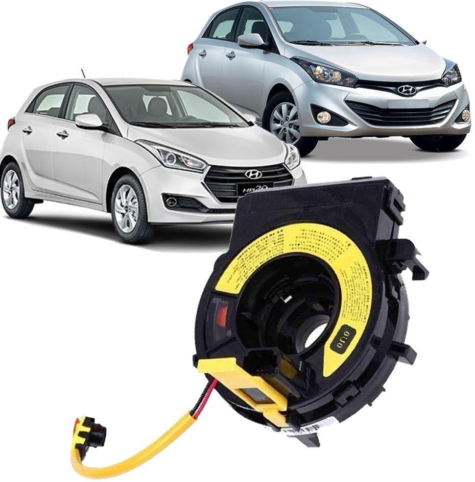 Cinta Airbag Hard Disc Hyundai HB20 e HB20S 1.0 e 1.6 de 2010 a 2017