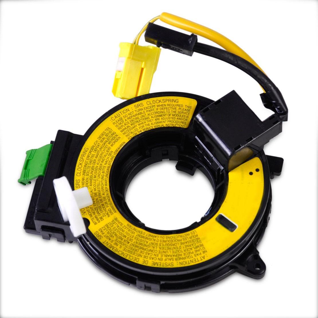 Cinta Airbag Hard Disc L200 Triton Controle de Som Piloto Aut.  8619a017