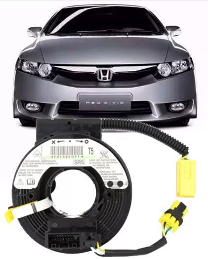 Cinta Airbag Hard Disc New Civic Todos de 2006 a 2011 e Honda Crv