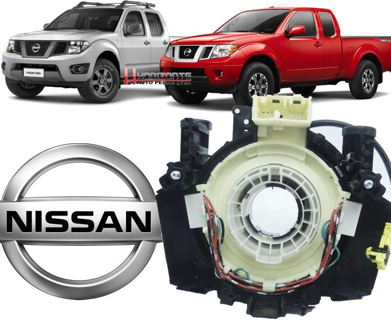 Cinta Airbag Hard Disc Nissan Frontier de 2008 A 2015