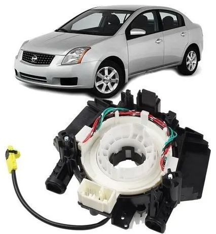 Cinta Airbag Hard Disc Nissan Sentra 2.0 16V Livina e Tiida 1.6 e 1.8 16V