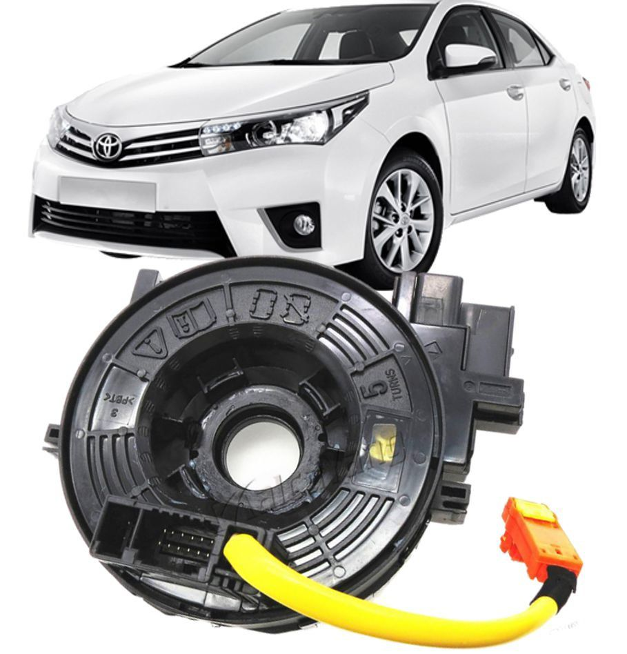 Cinta Airbag Hard Disc Toyota Corolla Apos 2014