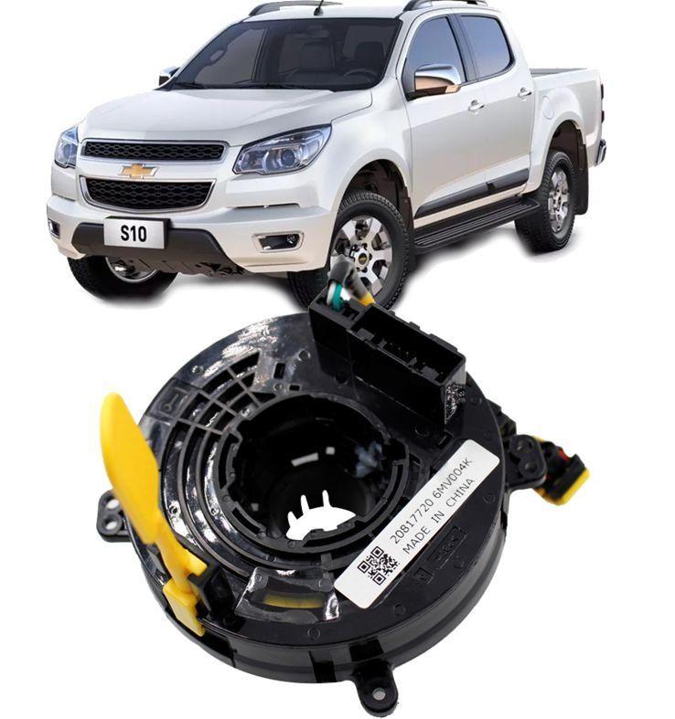 Cinta Airbag Hard Disc Trailblazer e Nova S10 Apos 2012