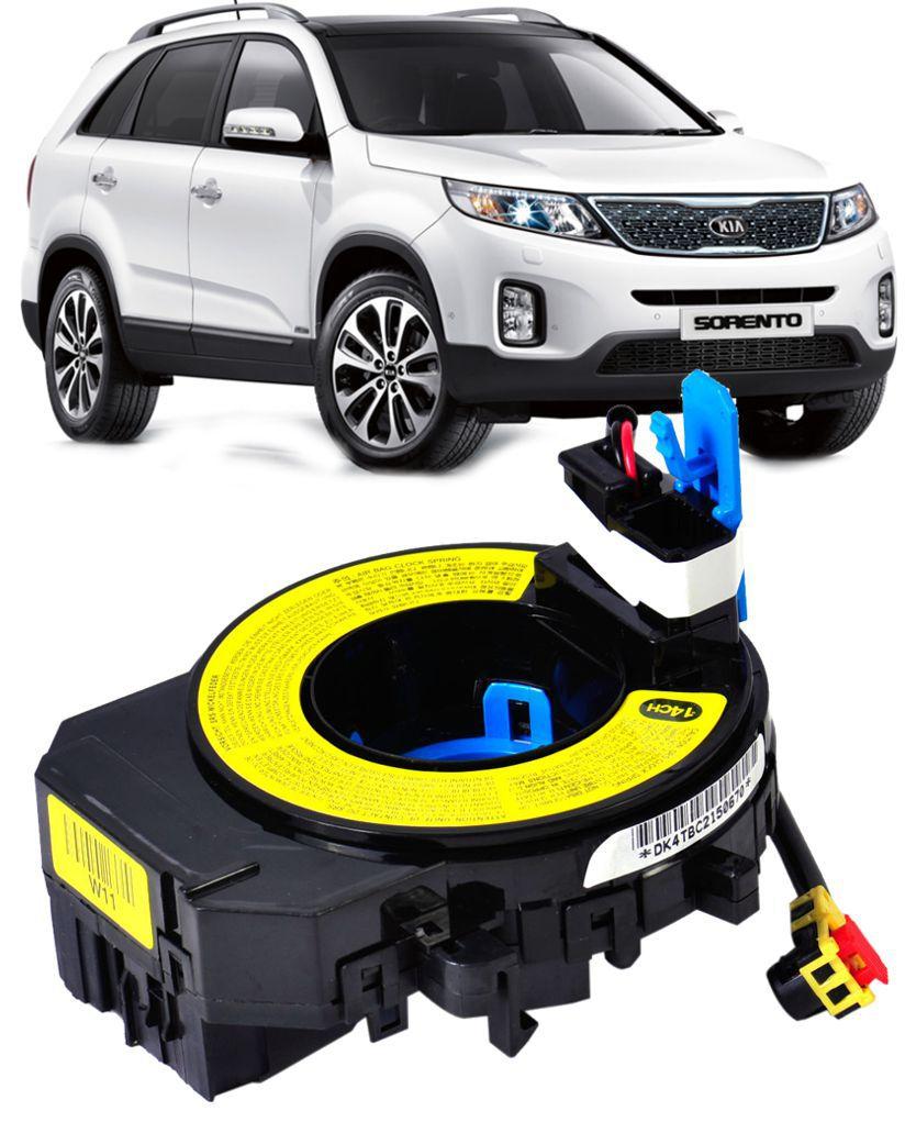 Cinta Airbag Kia Sorento 2.4 e 3.5 V6 2010 a 2015 - 93490-2p170 / 2p110