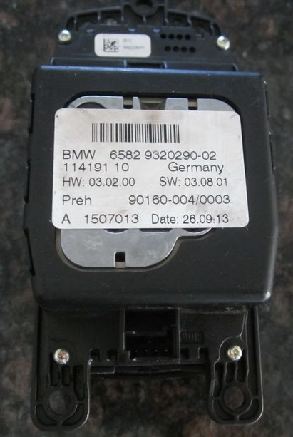 Comando Multimidia Idrive Bmw X5 640i 535i 750i - 65829320290