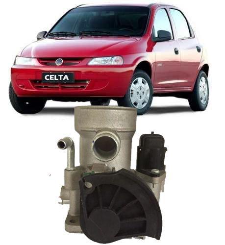 Corpo Borboleta Tbi Corsa Celta 1.0 8v Flex Vhc Mpfi - 93346443