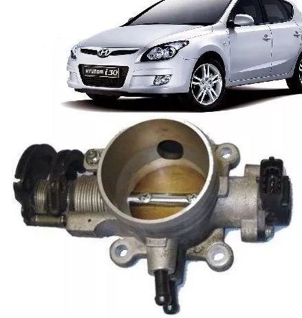 Corpo Borboleta Tbi Hyundai I30 2.0 16v 35100-23950