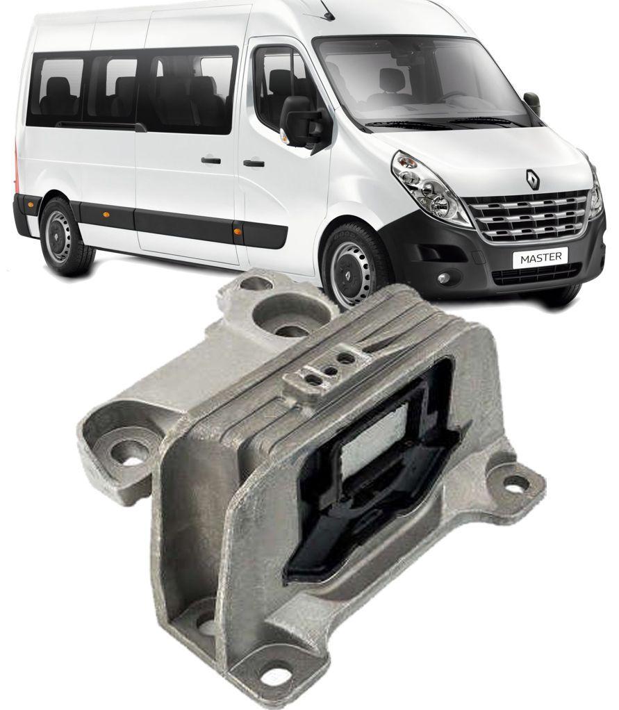 Coxim do Motor Renault Master 2.3 16v Diesel M9T de 2013 à 2021 - Lado Direito