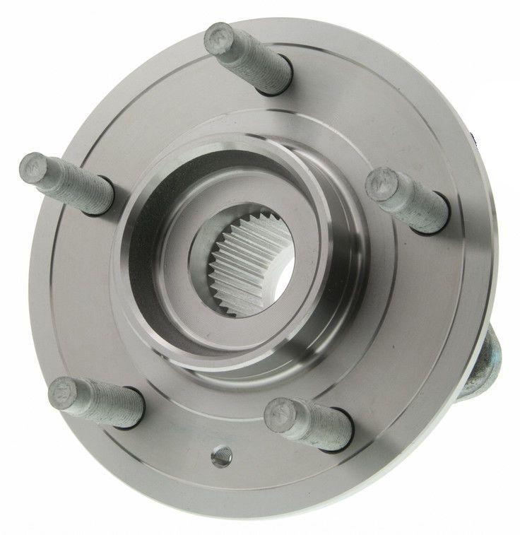 Cubo de Roda Com Rolamento Dianteira Captiva 2.4 16V e 3.6 24V Com Freio ABS