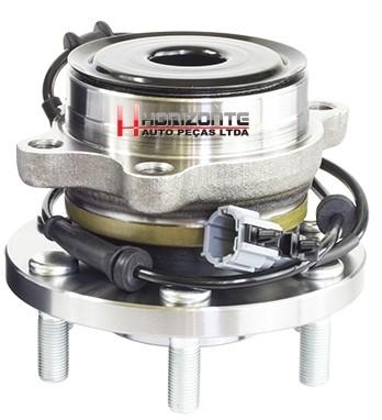 Cubo de Roda Com Rolamento Dianteira Nissan Frontier e Pathfinder 4X2 apos 2008 Com sensor de Freio ABS