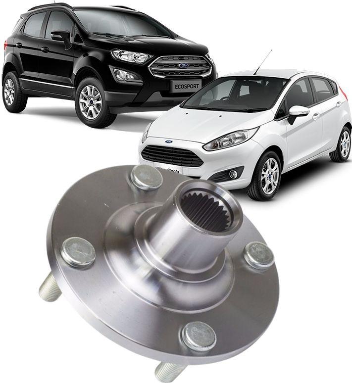 Cubo de Roda Dianteira Fiesta Ecosport 1.6 1.5 e 2.0 de 2012 à 2020