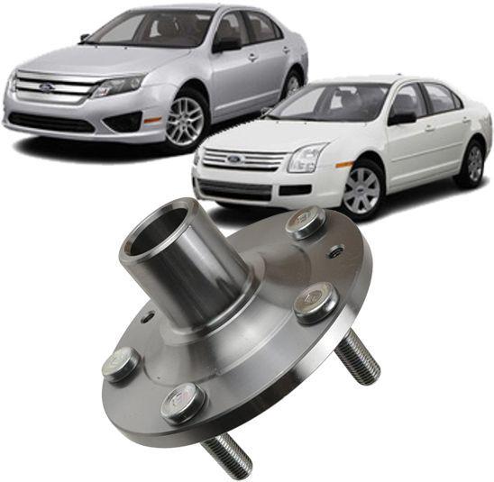 Cubo de Roda Dianteira Sem Rolamento Ford Fusion Apos 2006