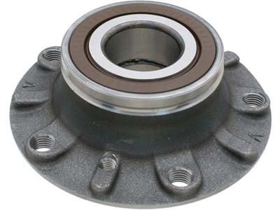 Cubo de Roda Dianteiro Com Rolamento Bmw 740 I / 740 Ii / 750