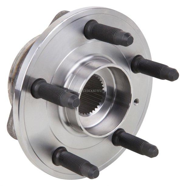 Cubo de Roda Dianteiro Com Rolamento Camaro 6.2 V8 16v