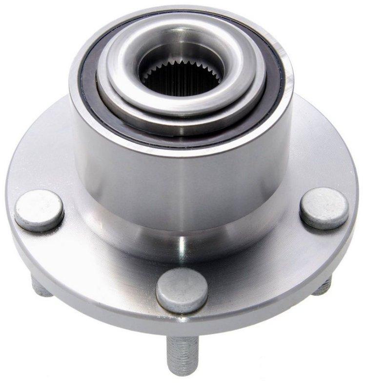 Cubo de Roda Dianteiro Com Rolamento Focus 1.6/2.0 Apos 09 Com Freio ABS
