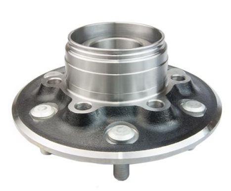 Cubo de Roda Dianteiro Com Rolamento S10 de 2012 à 2020