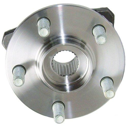 Cubo de Roda Dianteiro Com Rolamento Stratus Com ABS de 1995 a 2000