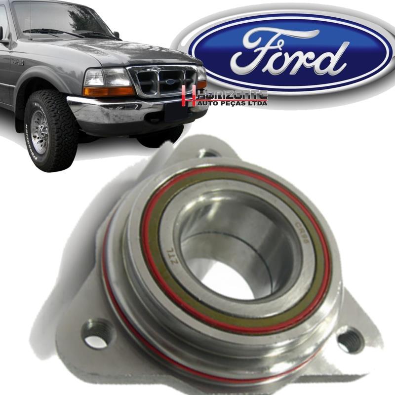 Cubo de Roda Flange Dianteira Ford Ranger 4X4 de1998 ate 2012