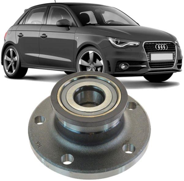 Cubo de Roda Traseira Com Rolamento Audi A1 1.4 Tsfi Turbo de 2011 à 2018