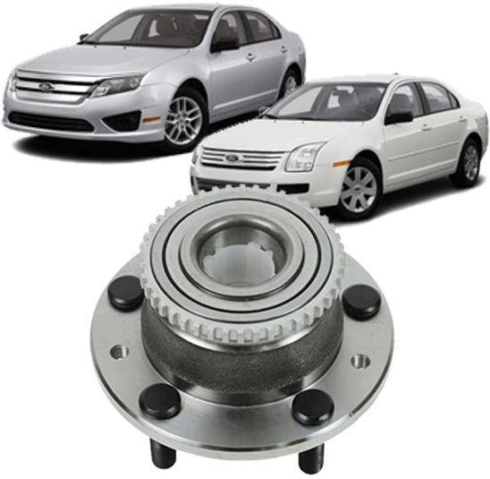 Cubo de Roda Traseira Com Rolamento Ford Fusion apos 2005 todos Com freio ABS