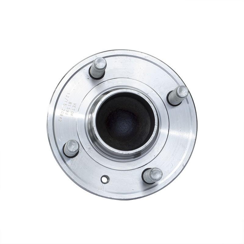 Cubo de Roda Traseira Com Rolamento Onix Sonic Cobalt Spin Com Freio ABS