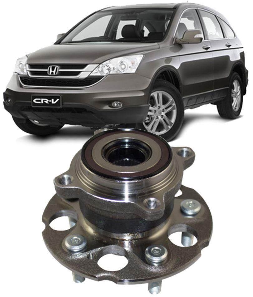 Cubo de Roda Traseiro Com Rolamento Honda Crv 4x4 De 2007 à 2011