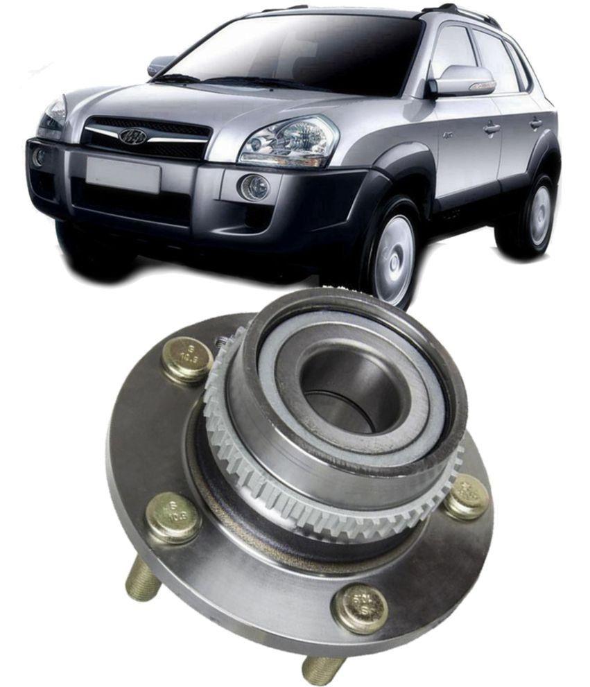 Cubo de roda Traseiro com  Rolamento Tucson Sportage 2.0 16v 2006 a 2010 Com freio ABS