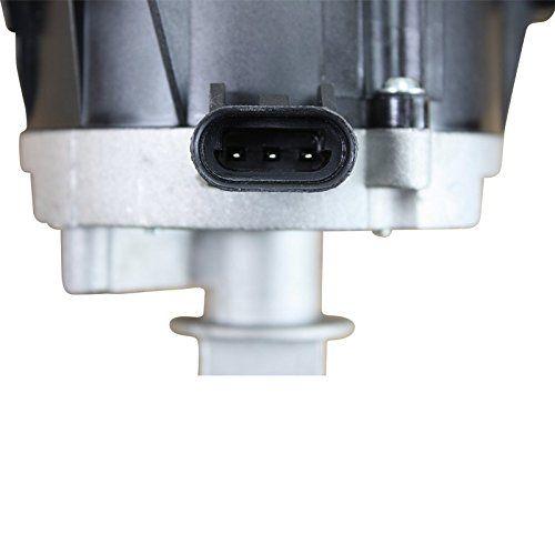 Distribuidor De Ignição Blazer E S10 4.3 V6 Vortec Com Rotor E Tampa - 1995 a 2006