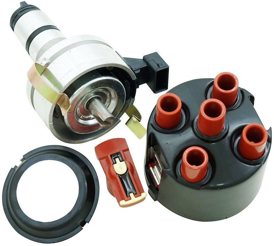 Distribuidor De Ignição Kombi Carat 1.6 Hall Injeção Eletrônica Sem Avanço