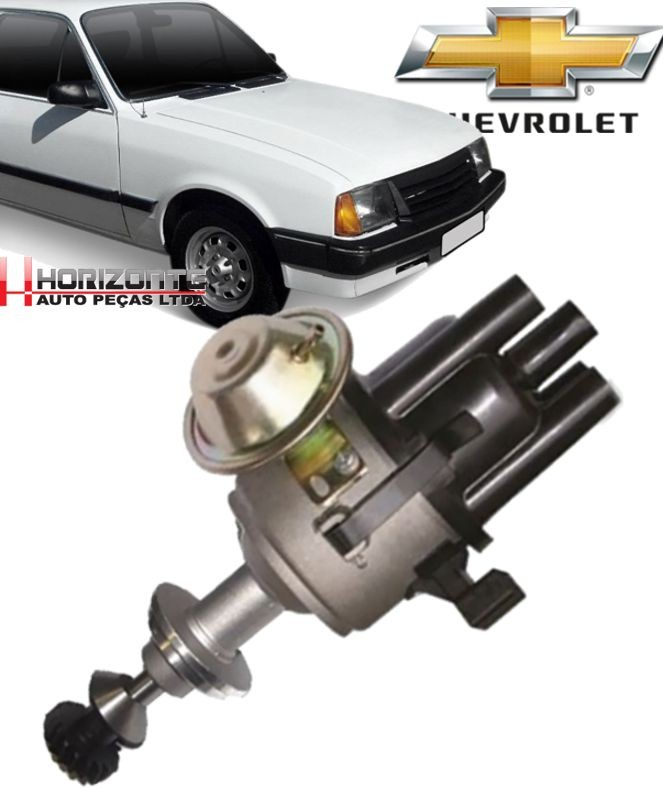 Distribuidor Hall Chevette Chevy 1.4 1.6 Para carros Carburados