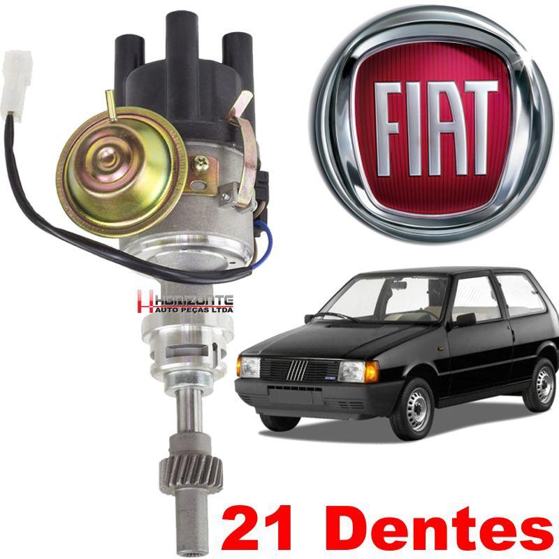 Distribuidor Ignicao Fiat Uno Premio Elba Fiorino 1.3 Ou 1.5 - 21 Dentes