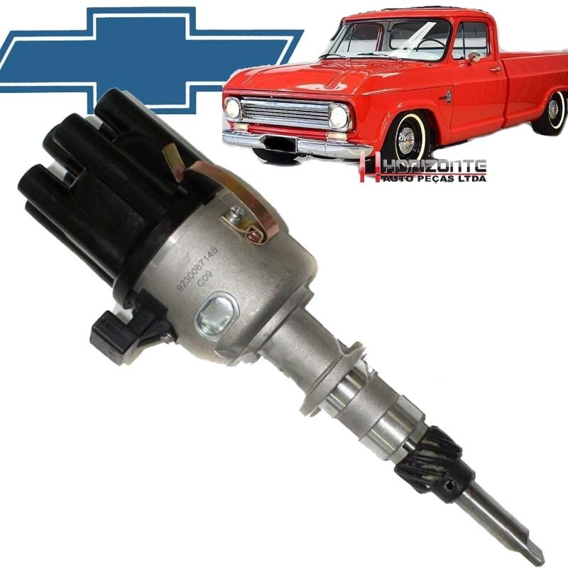 Distribuidor Ignicao Sensor Hall C10 Chevrolet Brasil Veraneio 6cc Injecao