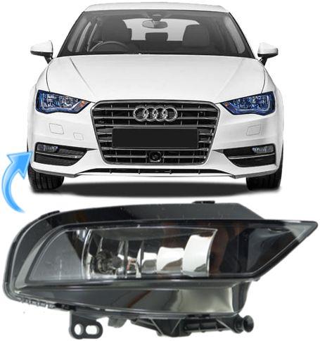 Farol De Milha Auxiliar Audi A3 Hatch Ambition 1.8 Tfsi 2013 À 2016 - Direito