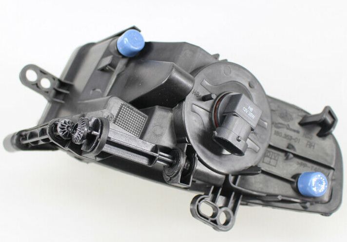 Farol De Milha Auxiliar Audi S3 Sportback Ou Sedan 2.0 Tfsi 2013 À 2016 - Esquerdo