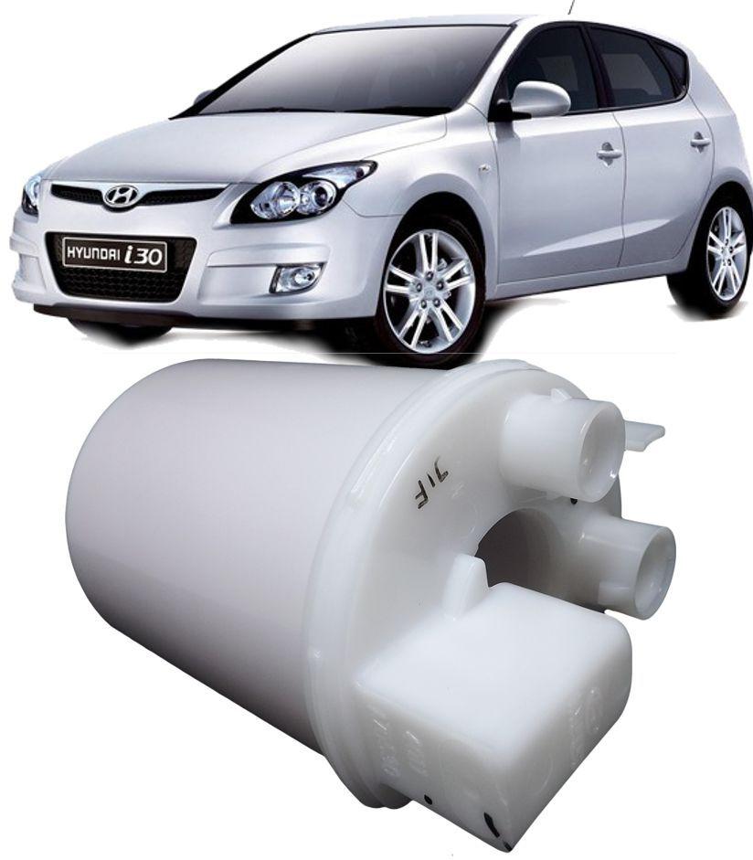 Filtro De Combustível Hyundai i30 2.0 16v 2007 a 2012 Gasolina - 319102h000