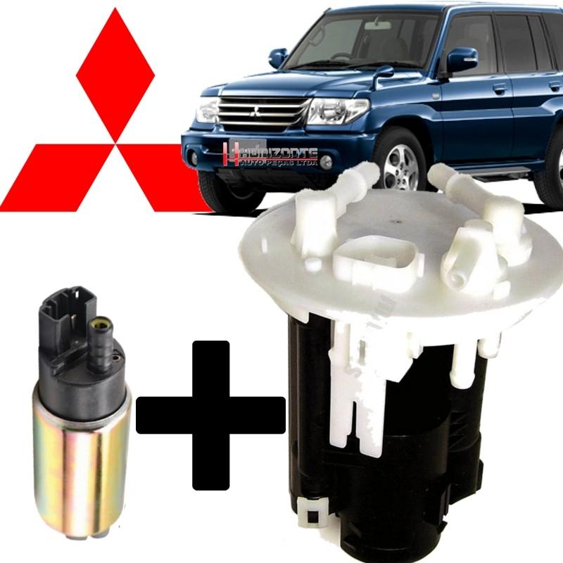 Filtro De Combustivel  Bomba de Combustivel Gasolina Pajero Io e Tr4  Ate 2007 - MB906933
