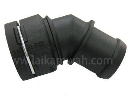 Flange Conector Da Mangueira Do Radiador Golf Audi A3 Bora 1J0121619