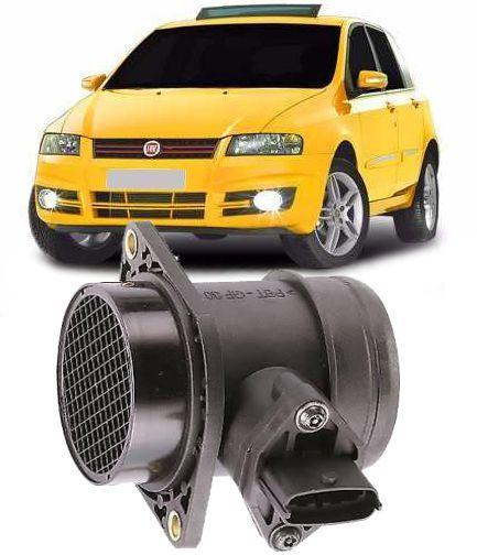 Fluxo de Ar Fiat Stilo Abarth 2.4 20v de 2002 à 2012 - 0281002308
