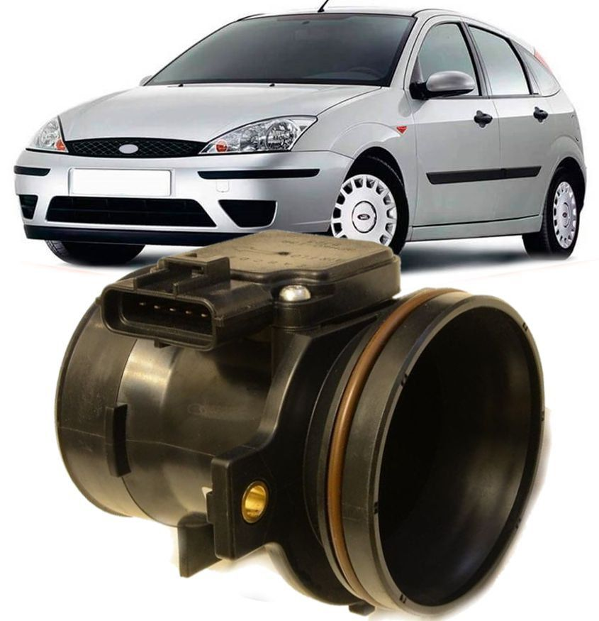 Fluxo de Ar Ford Focus 1.8 16V e 2.0 16V Codigo: 98AB12B579B3B