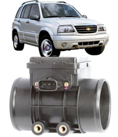 Fluxo De Ar Gm Tracker 2.0 16v A Gasolina De 2004 A 2010 -  65do - E5t53171a