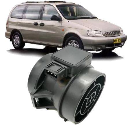Fluxo De Ar Kia Carnival 2.5 V6 de 1998 à 2005 - 5WK9605
