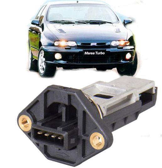 Fluxo de Ar Marea e Weekend Turbo 2.0 20V de 1999 a 2006 4 Pinos - 0281002144