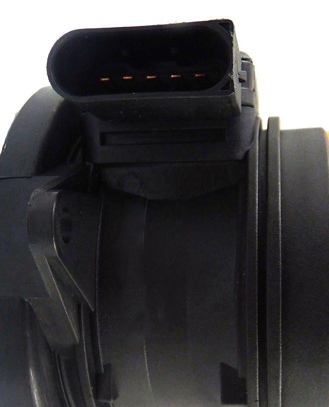Fluxo de Ar Mercedes C180 C200 Kompressor 2710940248