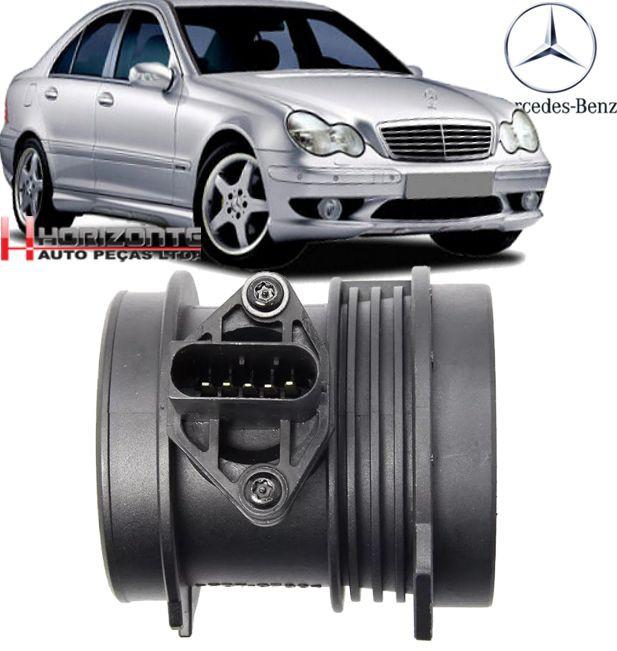 Fluxo de Ar Mercedes C240 C280 C320 AMG ML320 ML350 SLK320 - 0280217515