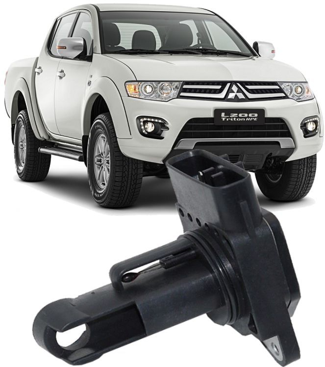 Fluxo de Ar Pajero Dakar Full L200 Triton 3.2 16V Diesel de 2007 a 2015 - Mr547077