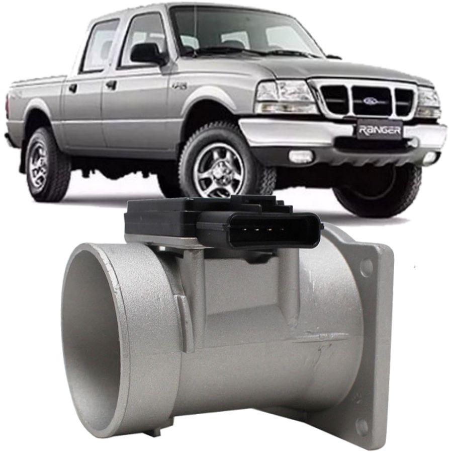 Fluxo De Ar Ranger 2.5 A Gasolina De 1997 A 2001 4 Pinos - F67f-12b579-Ea