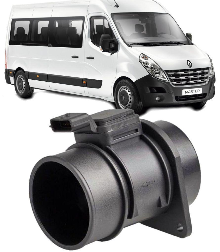 Fluxo de Ar Renault Master 2.3 16V Diesel Apos 2013 - 5WK97022