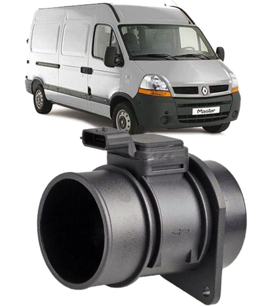 Fluxo de Ar Renault Master 2.5 16V Diesel de 2009 a 2015 - H8200300002